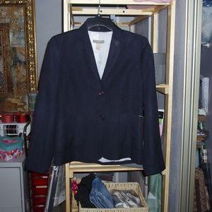 EUC Kenar Lined Suit Jacket Size 6